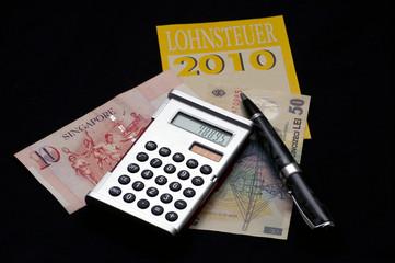 Steuern in 2010 - 1