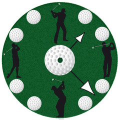 orologio golf