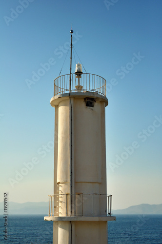 Lighthouse close up