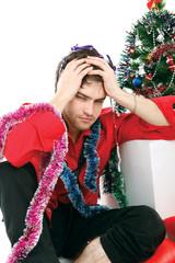 Hangover after Christmas