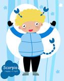 Zodiac- scorpio poster