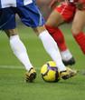 Futbol dribbling