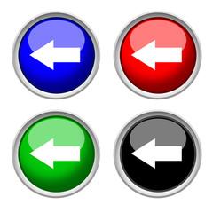 previous, navigation icon & button
