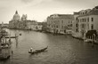 Venice: Canal Grande viewed from Accademia bridge