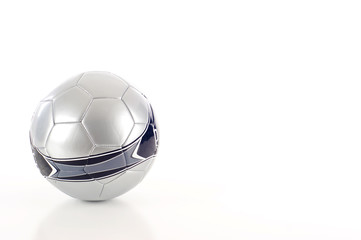 Soccer Ball - Isolated over a White Background