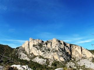 cumbre de roca