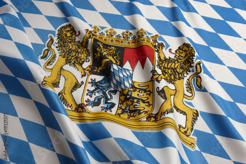Flag of Bavaria