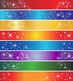 Fototapety 8 holiday banners