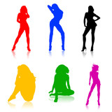 shapes of hot sexy girls