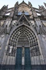 Kölner Dom, Michaelsportal, Nordportal