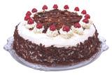 Schwarzwälderkirschtorte, fancy cake