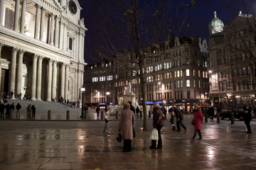St. Paul's Cathedral square