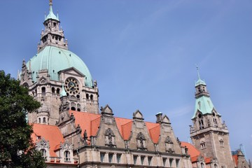 Rathaus in Hannover