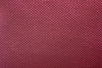Textura de cordura roja.