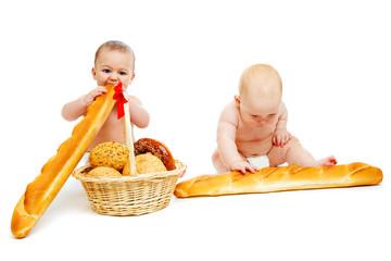 Bread babies