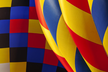 hot air balloon texture