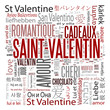 Valentine day multilanguage