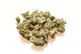 Small pile of medical marijuana poster