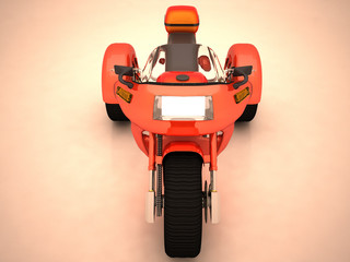 Tricycle prototype