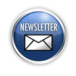 Newsletter Blau Button