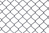 isolated fence illustration