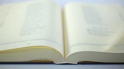 Book scrolling slow