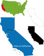 State of California, USA