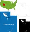 State of Utah, USA