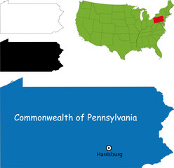 Commonwealth of Pennsylvania, USA