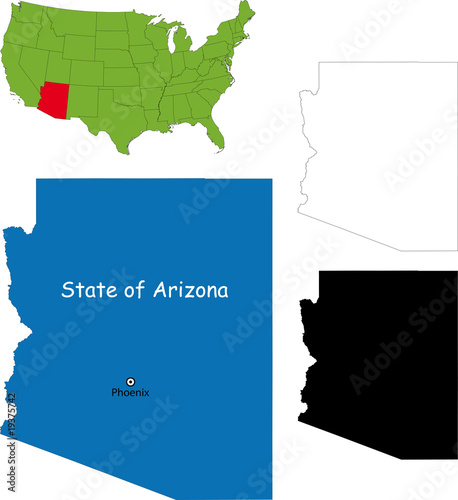 State of Arizona, USA
