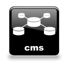 Button CMS black