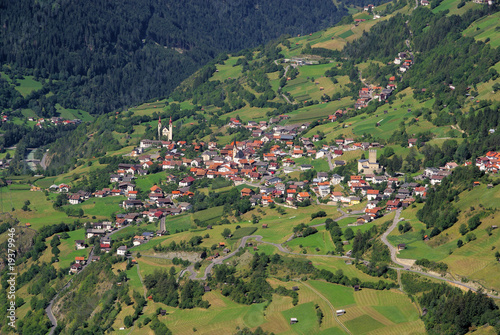 Fließ - Fliess village 01