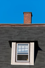 Window on the roof