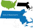 State of Massachusetts, USA
