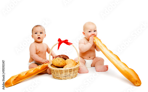 Babies and bread