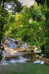 Jamaica - Dunn River Waterfalls (Landmark)