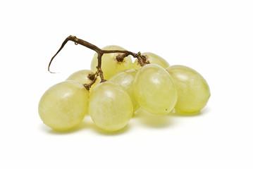 Uvas para celebrar la Nochevieja.