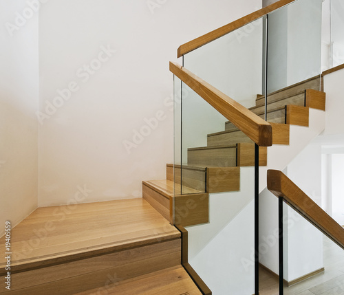 luxury staircase - 19405559