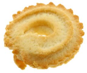 biscuit fond blanc