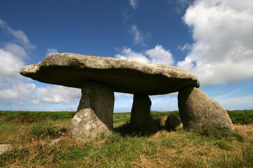 Lanyon Quoit West Cornwall