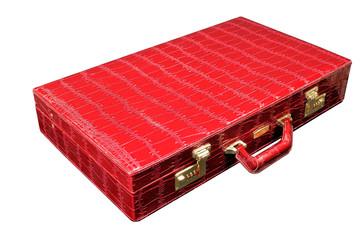 Red portfolio.