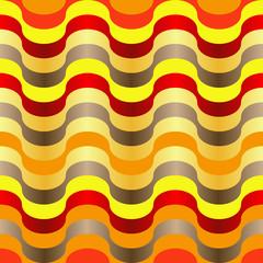 Seamless abstract orange swirl texture