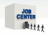 Job Center poster