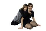 deux soeurs complices poster