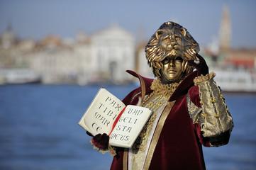 Maschera, Venezia, Carnevale