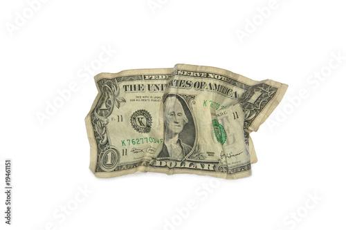creasy one dollar