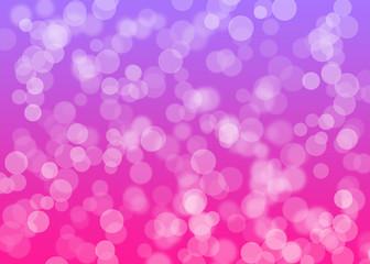 Lichtreflektion pink abstrakt