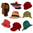 Lots of Hats Set 02