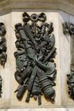 Coat of arm, Belgrade, Serbia poster