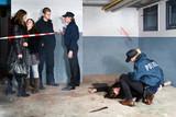 Murder Scene poster